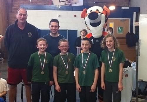 Hoops 4 Health Tournament Winners North Town Primary