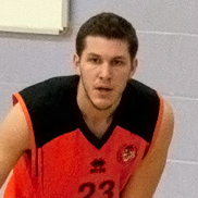 Adam Rickwood — Taunton Tigers Men vs Chichester Thunder 16.01.11