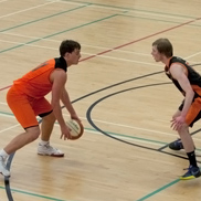 Harry Roberts — Taunton Tigers Men vs Chichester Thunder 16.01.11