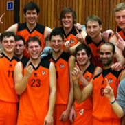 Taunton Tigers Men Division 4 South West League Winners 26.02.11