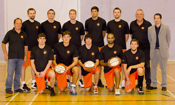 Taunton Tigers Mens Division 3 Team 2011/2012